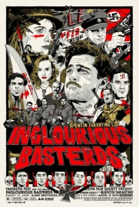 Never mind the Schindlers, here come the Inglourious Basterds