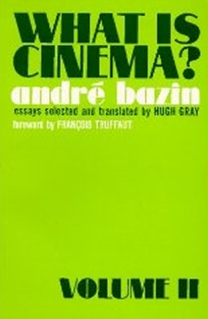 What is Cinema - Volume 2