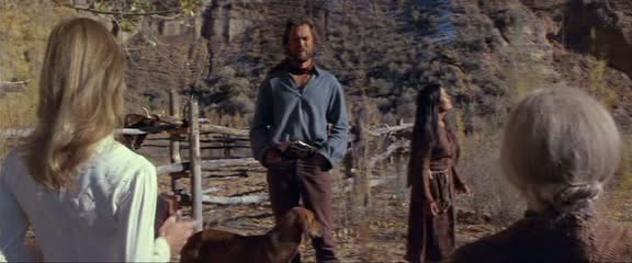 Image result for the outlaw josey wales
