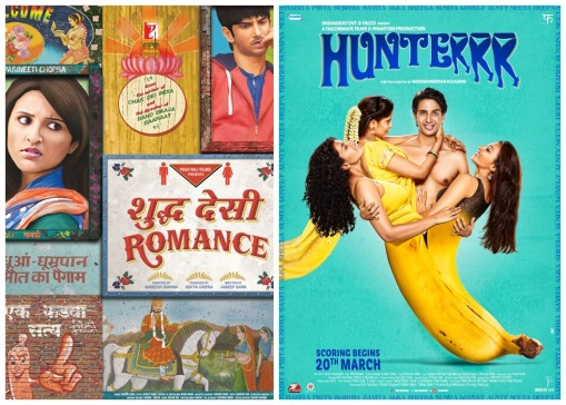 Shuddh Desi Romance - Hunterrr