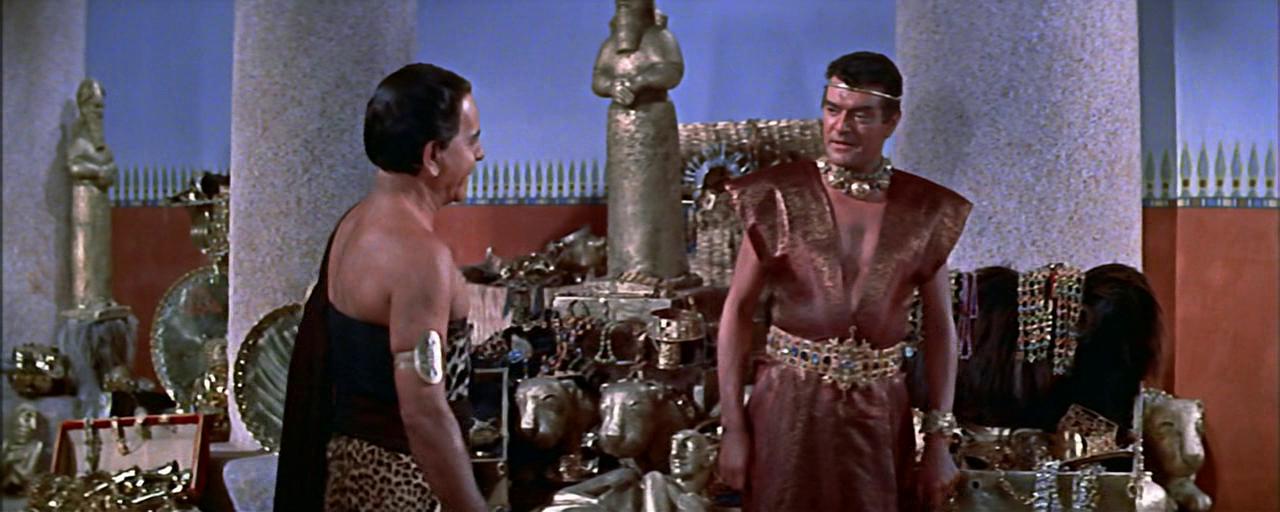 Land of the Pharaohs (1955)